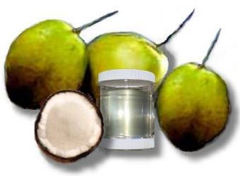 Virgin Coconut Oil Picture